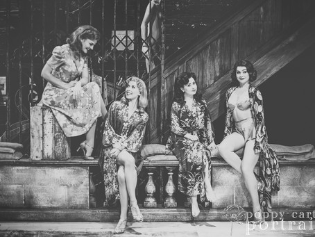 The Windmill Girls - Mrs. Henderson Presents West End - Backstage Portraits