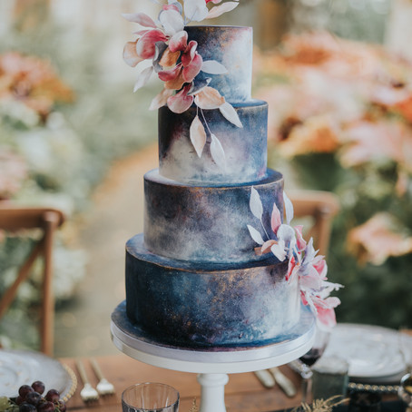 A spotlight on: Cherry Tree Cakerie - Wedding Cakes - Recommended Supplier - Poppy Carter Portraits