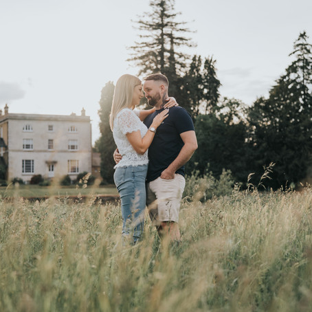 Engagement Photography Buckinghamshire - Poppy Carter Portraits Wedding Photography - Jodie & Dane