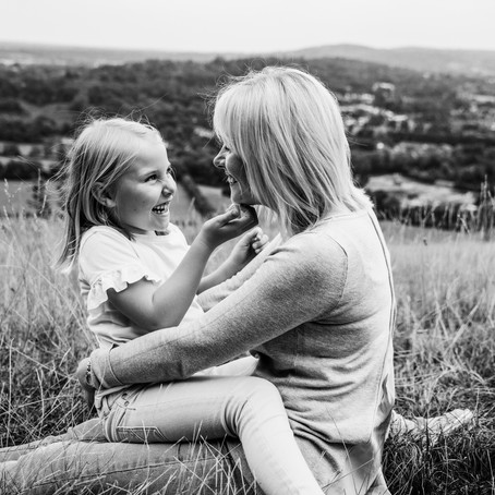 Mummy and Me Mini Sessions - Why you should book a photography session for just you and your baby -