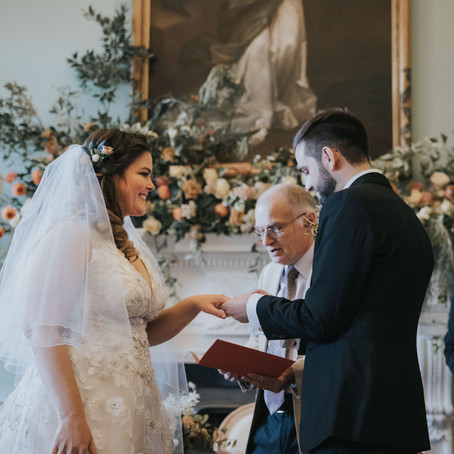 Kirtlington Park Wedding Photography - Joel & Kathryn - Poppy Carter Portraits - Elegant Oxford