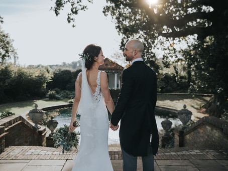 Micklefield Hall Wedding Photography - Poppy & Ben - Poppy Carter Portraits
