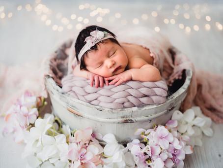 Aylesbury Newborn Photography - Poppy Carter Portraits - Buckinghamshire Newborn Photographer