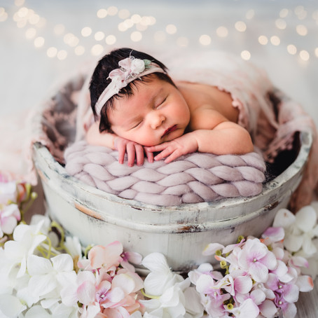 Aylesbury Newborn Photography - Poppy Carter Portraits - Buckinghamshire Newborn Photographer