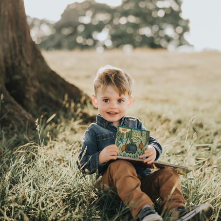 Outdoor Newborn Photography - Family Photography Aylesbury - Poppy Carter Portraits