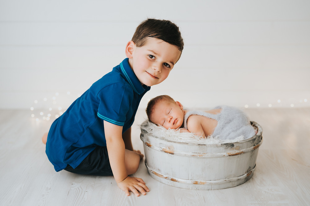 Newborn Photography Aylesbury | Stylish Newborn Photography | Luxury Family Photography | Bespoke Family Photography