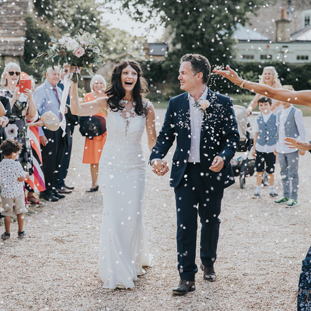 The Great Tythe Barn, Cotswolds Wedding Photography - Poppy Carter Portraits - Niki & Gavin
