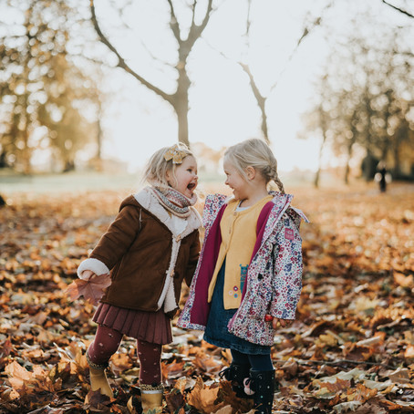 Autumn Family Photography - Aylesbury, Buckinghamshire - Poppy Carter Portraits
