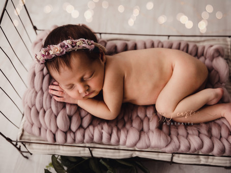 Newborn Photographer Buckinghamshire - Poppy Carter Portraits - Baby Willow