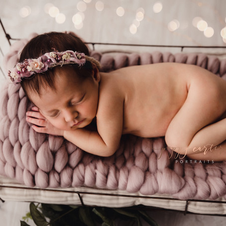 Newborn Photographer Buckinghamshire - Poppy Carter Portraits - Baby Willow