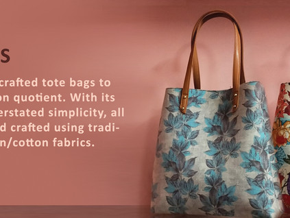 How tote bags can make your life even more easier?