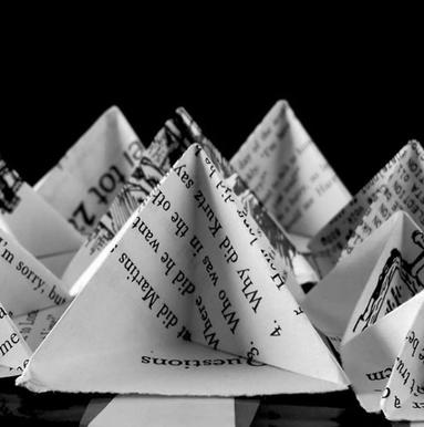 text pyramids