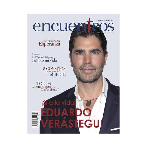 E37. Eduardo Verástegui