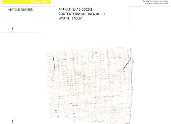 Rayon Linen Kucel