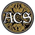 Logo of Aiken Choral Society ACS