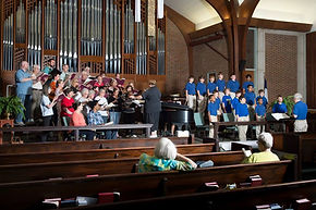 Bound to Sing Boys Choir Joins ACS
