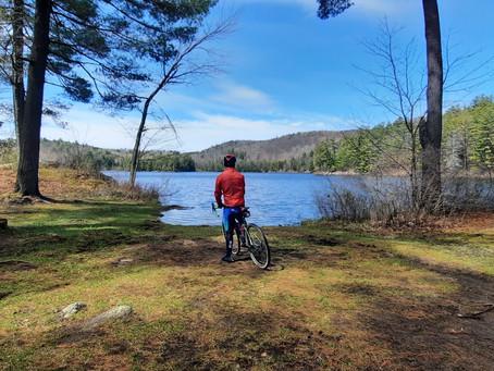 Tour du Lac Phillipe (45km)