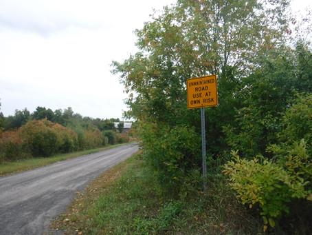 Almonte-Tatlock Loop (109 km)
