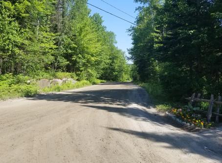 Crossroads Tremblant Gravel Fondo (84 km)