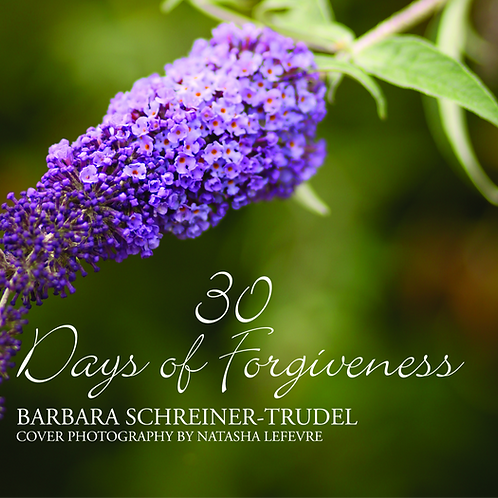 30 Day of Forgiveness