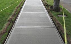 Island Cut Stone concrete work