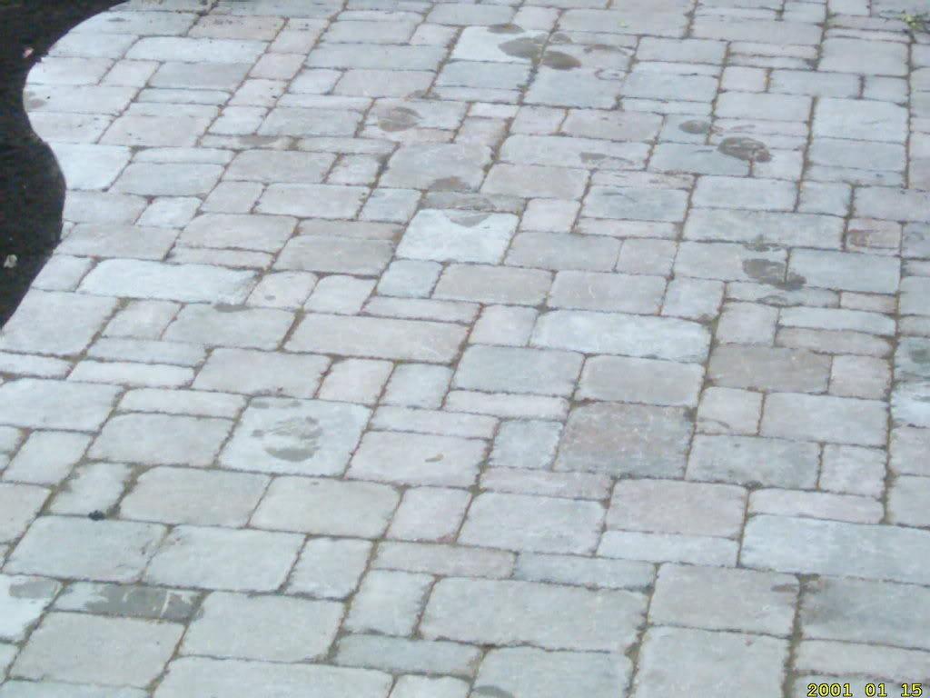 Island Cut Stone Interlocking Brick