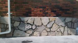 Island Cut Stone - Foundations