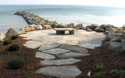 Island Cut Flagstone