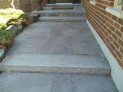 Island Cut Stone Porches & Stairs