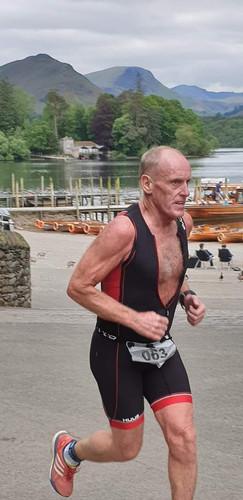 Mick on the run