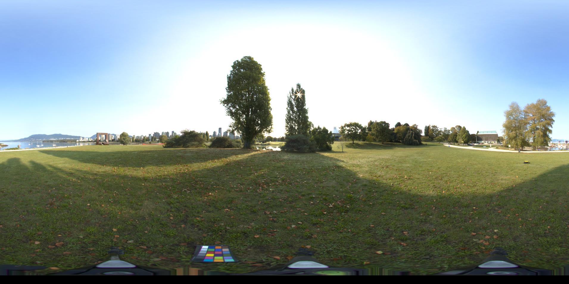 HDRI Stitched Panorama