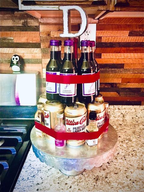 Beer,Wine Engagement Cake.jpg