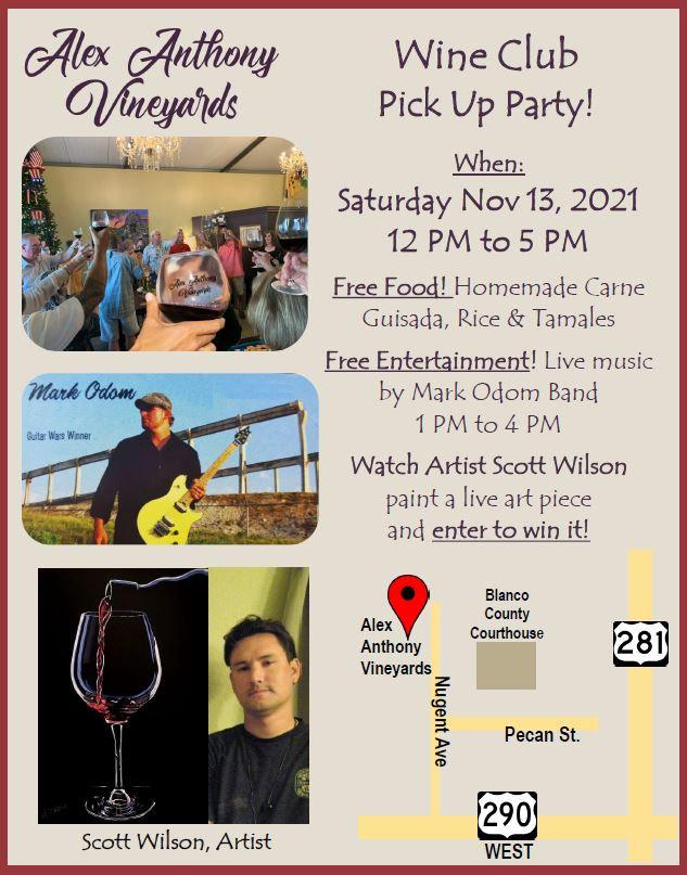 Wine_Club_Party_November_2021_Winery_Events_Johnson_City_Texas_Fredericksburg_Alex_Anthony