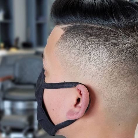 Men's hair trends for 2021 will demand fine lines and expert fades in San Antonio!