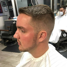 Our Customers trust our barbers in San Antonio because of our skills and training.