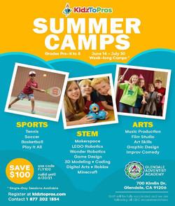 GAA Summer Camp