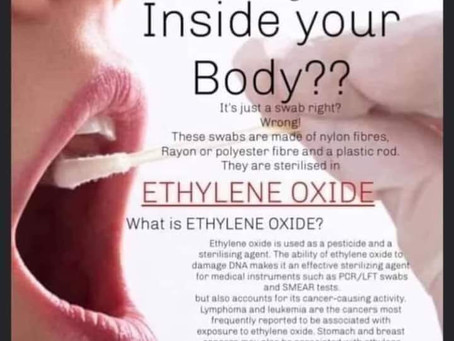 Ethylene Oxide - Do you know what we know?