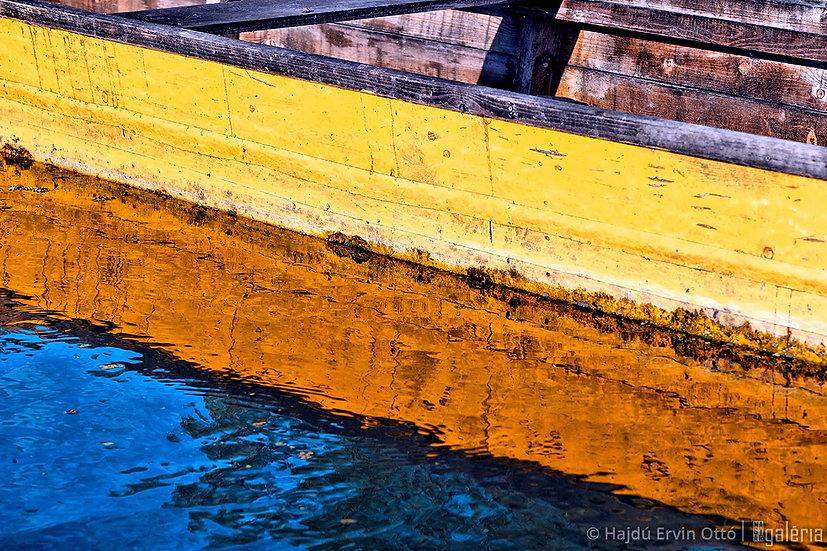 Sárga csónak   Hajdú Ervin Ottó