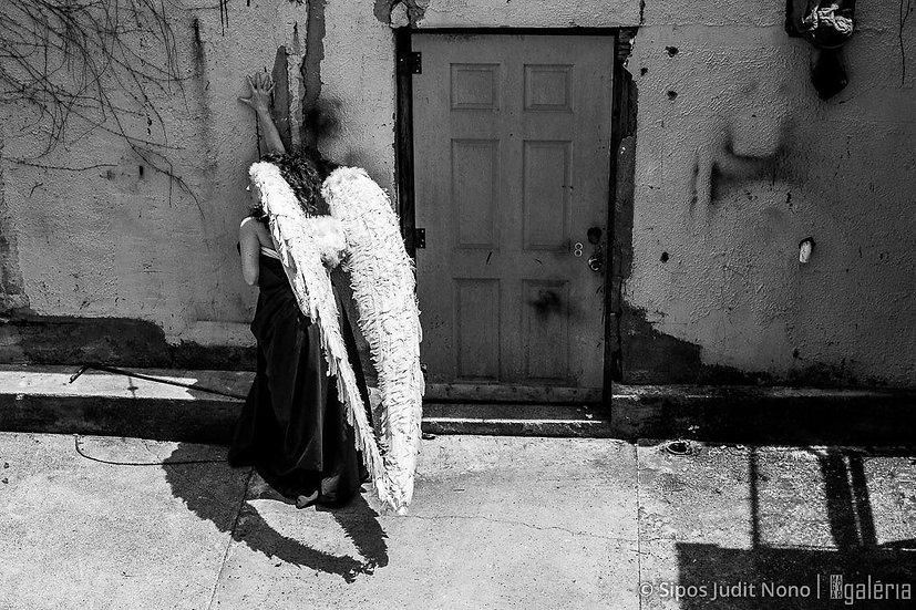 Fáradt angyal #2 | Sipos Judit Nono