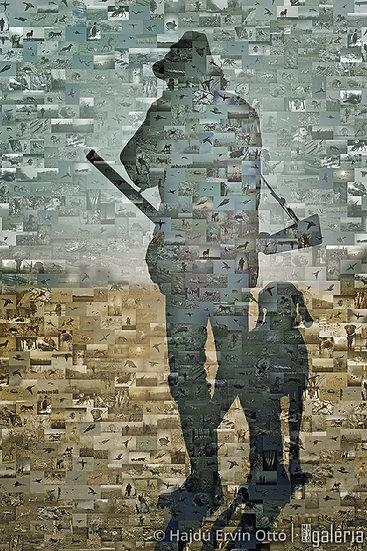 A vadász | Hajdú Ervin Ottó