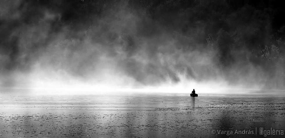 Köd | Varga András