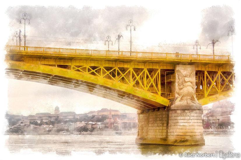Margit híd | Rácz Norbert