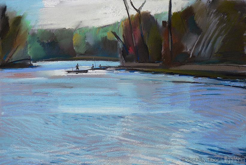 Esti horgászat | Sonkoly Tibor