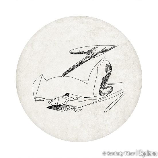 Illusztráció sorozat #05 | Sonkoly Tibor