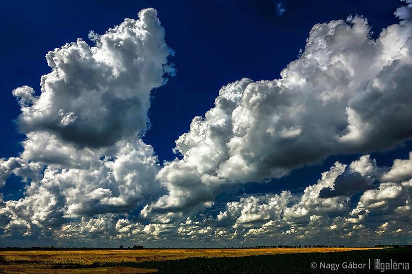 Bogárzói felhők | Nagy Gábor