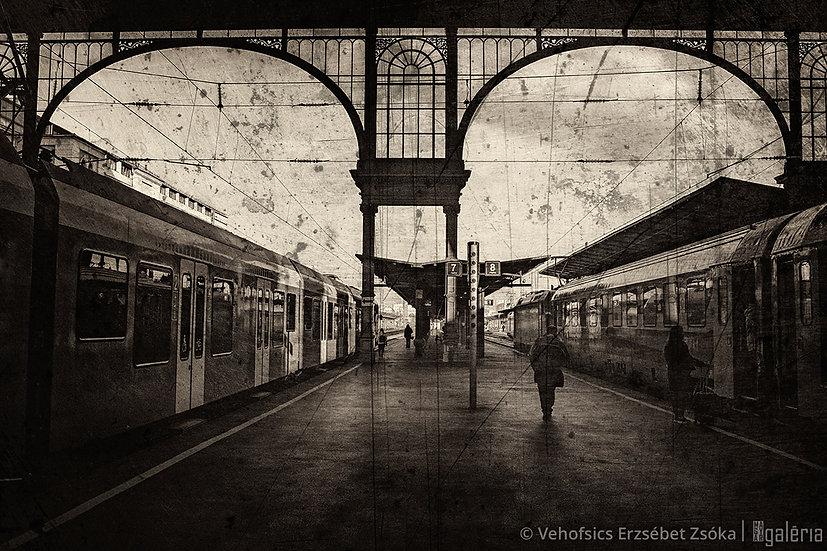 Nagy utazás | Vehofsics Erzsébet Zsóka