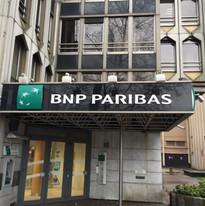 enseigne bnp parisbas