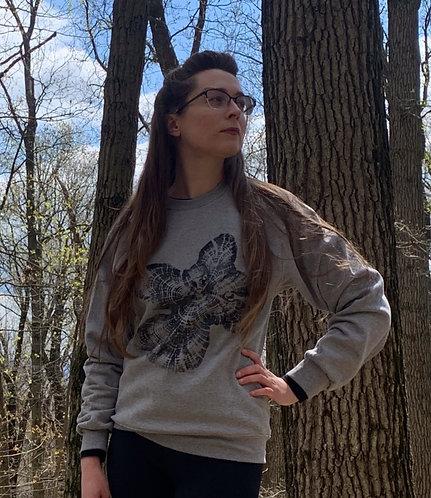 Adult sizes- Custom Tree Ring SweatShirt