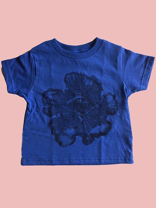 Toddler Sizes- Custom Tree Ring Shirt