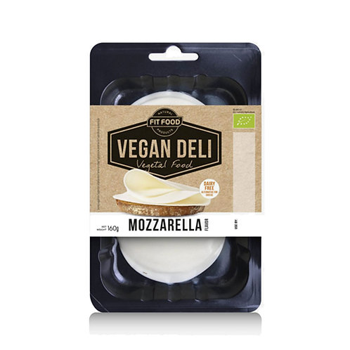 Fit Food, Vegan Mozzarella slices 160g
